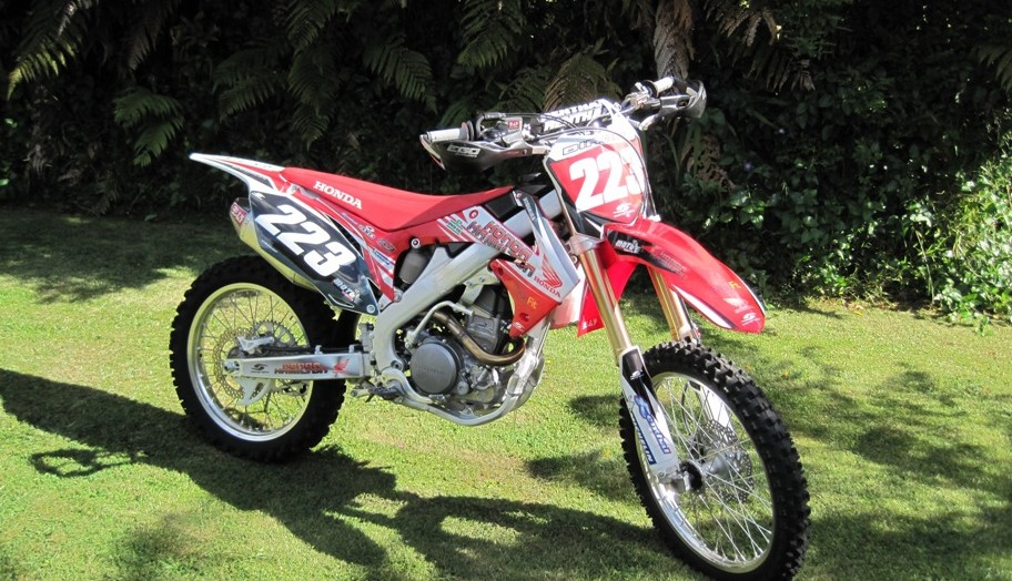Scott Birch (Honda CRF-250)